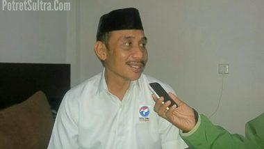 Ketua DPD Perindo Mubar, La Ode Maokar (Foto: Aden)