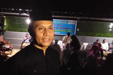 Ketua DPC Peradi RBA Kendari Abdul Rahman